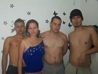 3Guys1Girl nude webcam porn on streamray